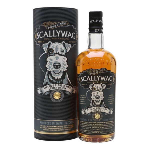 Scallywag Speyside 700ml - Boozy.ph