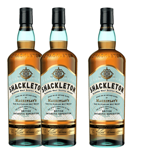 Shackleton 700ml (Buy 2, Get 1 FREE)