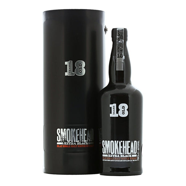 Smokehead 18yo 700ml - Boozy.ph