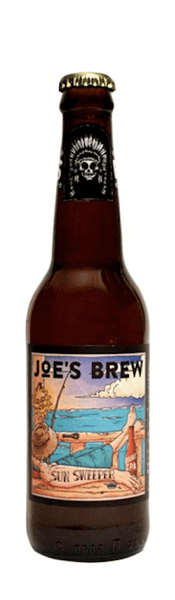 Joe's Brew Sunsweeper 330ml Beer