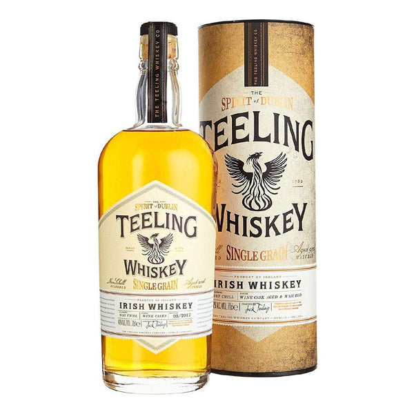 Teeling Single Grain 700ml - Boozy.ph