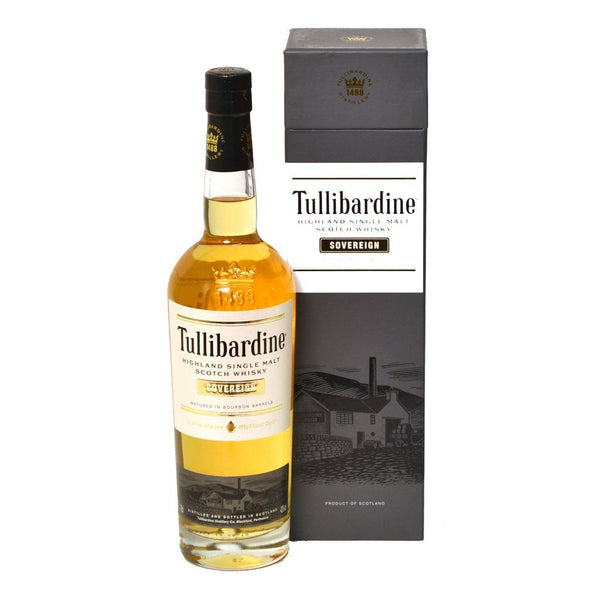 Tullibardine Sovereign 700ml - Boozy.ph