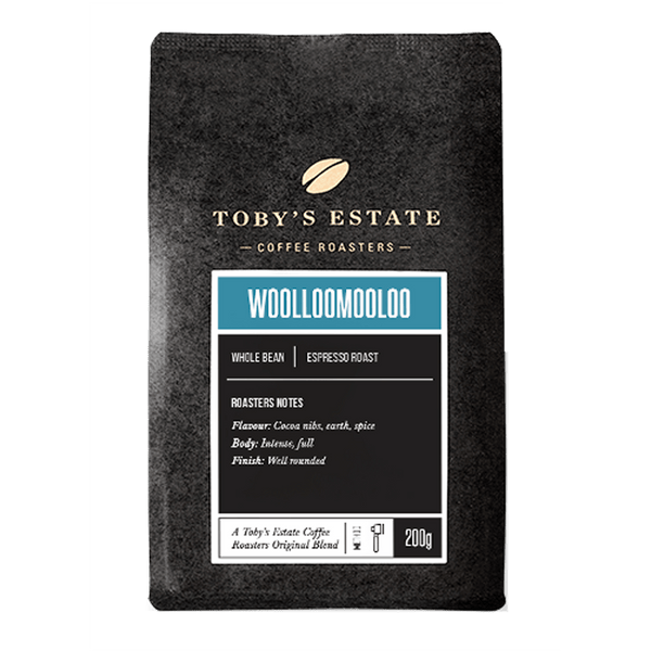 Toby's Estate House Blend: Woolloomooloo 200g - Boozy.ph