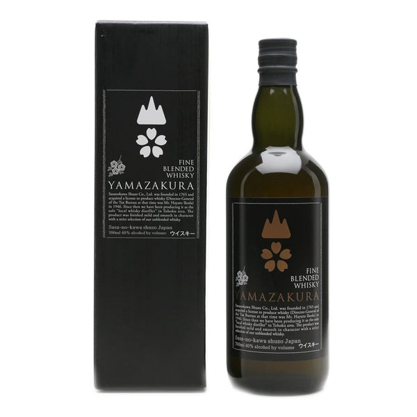 Yamazakura Black Label Whisky 700ml - Boozy.ph