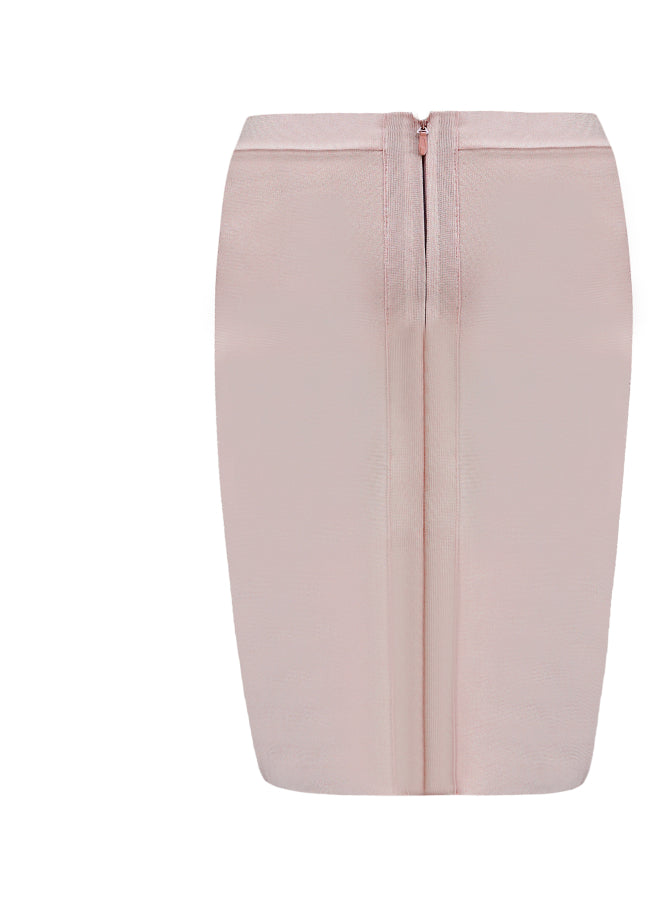 HOLLIE - pastel bandage skirt