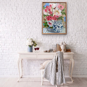 Sanderson Bouquet and the Azalea sprig  - ART TO ART GALLERY $865 AUD