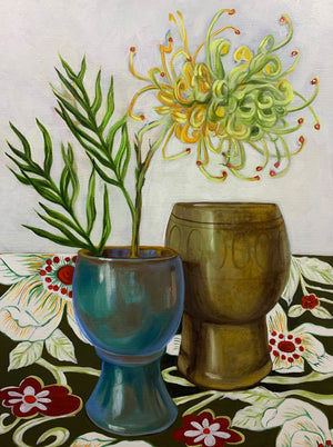 Grevillea and the Retro Goblets