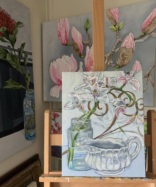Orchids & Grindley Scrolls