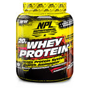 NPL Whey Protein Supplement