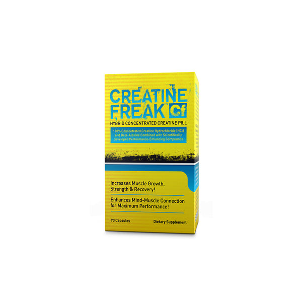 Creatine Freak HCL | online supplement store