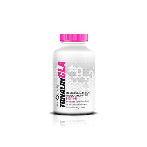 Evolve Nutrition CLA Pink