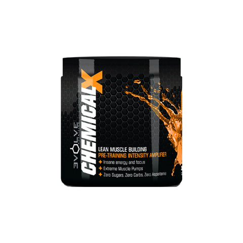 Evolve Nutrition Hardcore Chemical x (40 Serv)