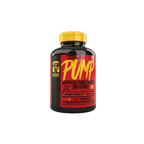 Mutant Pump 22 Servings