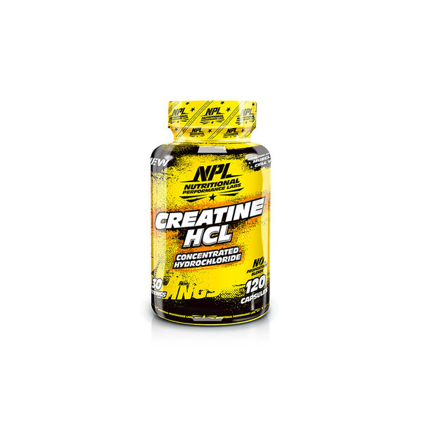 NPL Creatine HCL | online supplement store