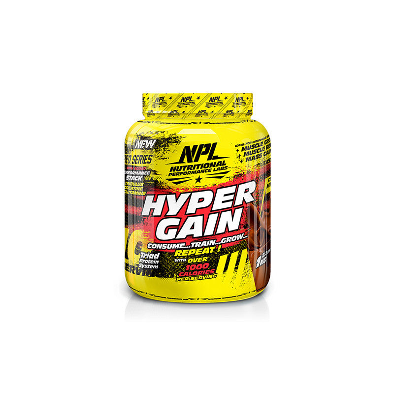 NPL Hyper Gain | online supplement store