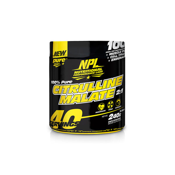NPL L-Citrulline Malate | online supplement store