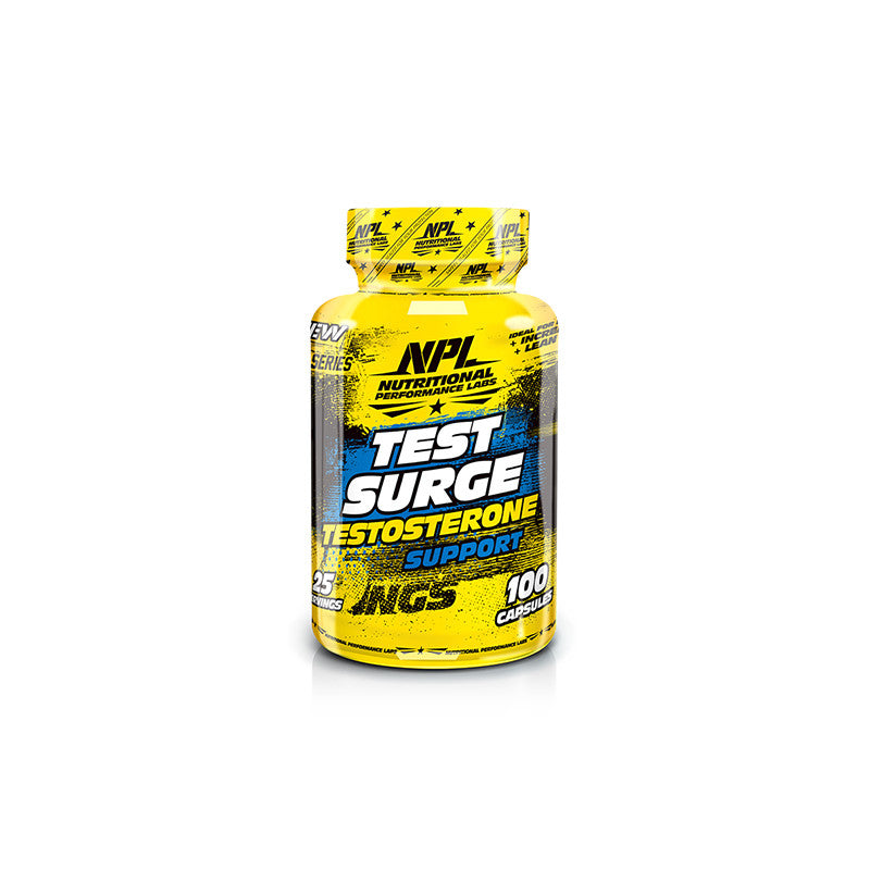 NPL Test Surge | online supplement store