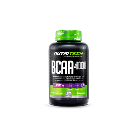 Nutritech BCAA 4000 24 Servings