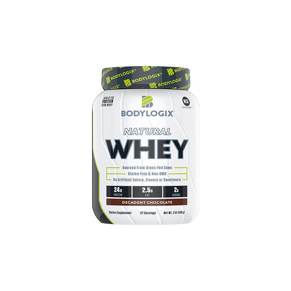 Bodylogix Natural Whey Protein | online supplement store