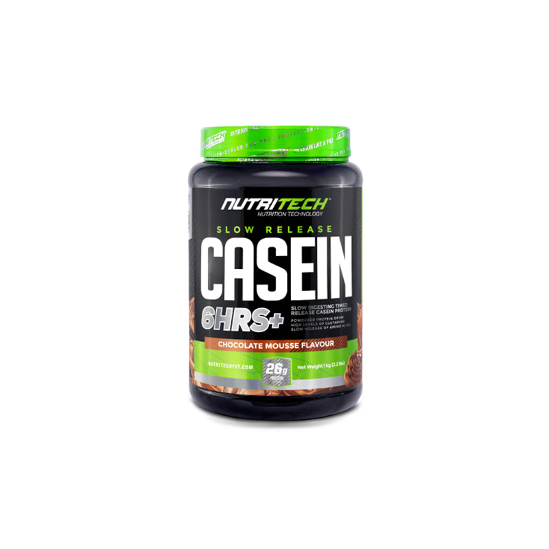 Nutritech Slow Release Casein | online supplement store