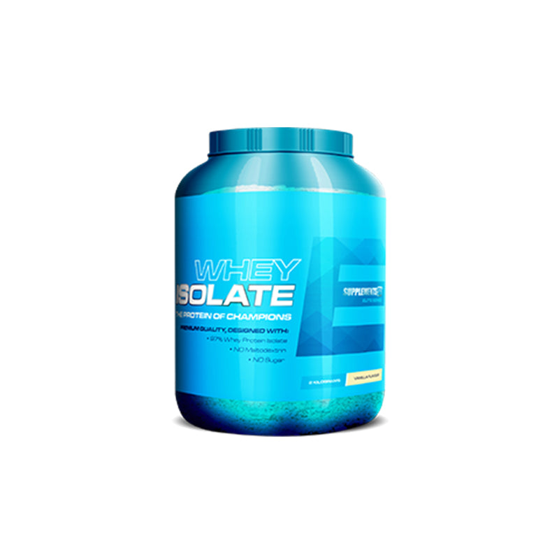 Supplements SA Elite Whey Isolate 2KG