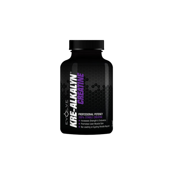 Evolve Nutrition Hardcore Kre-Alkalyn Creatine (60 Caps)