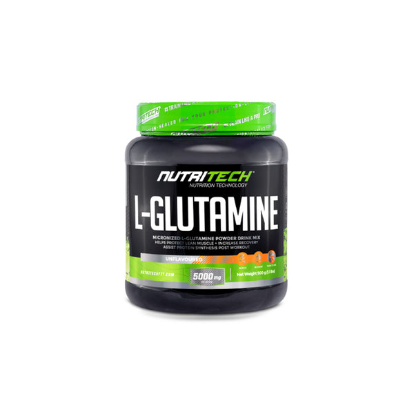 Nutritech L-Glutamine | online supplement store