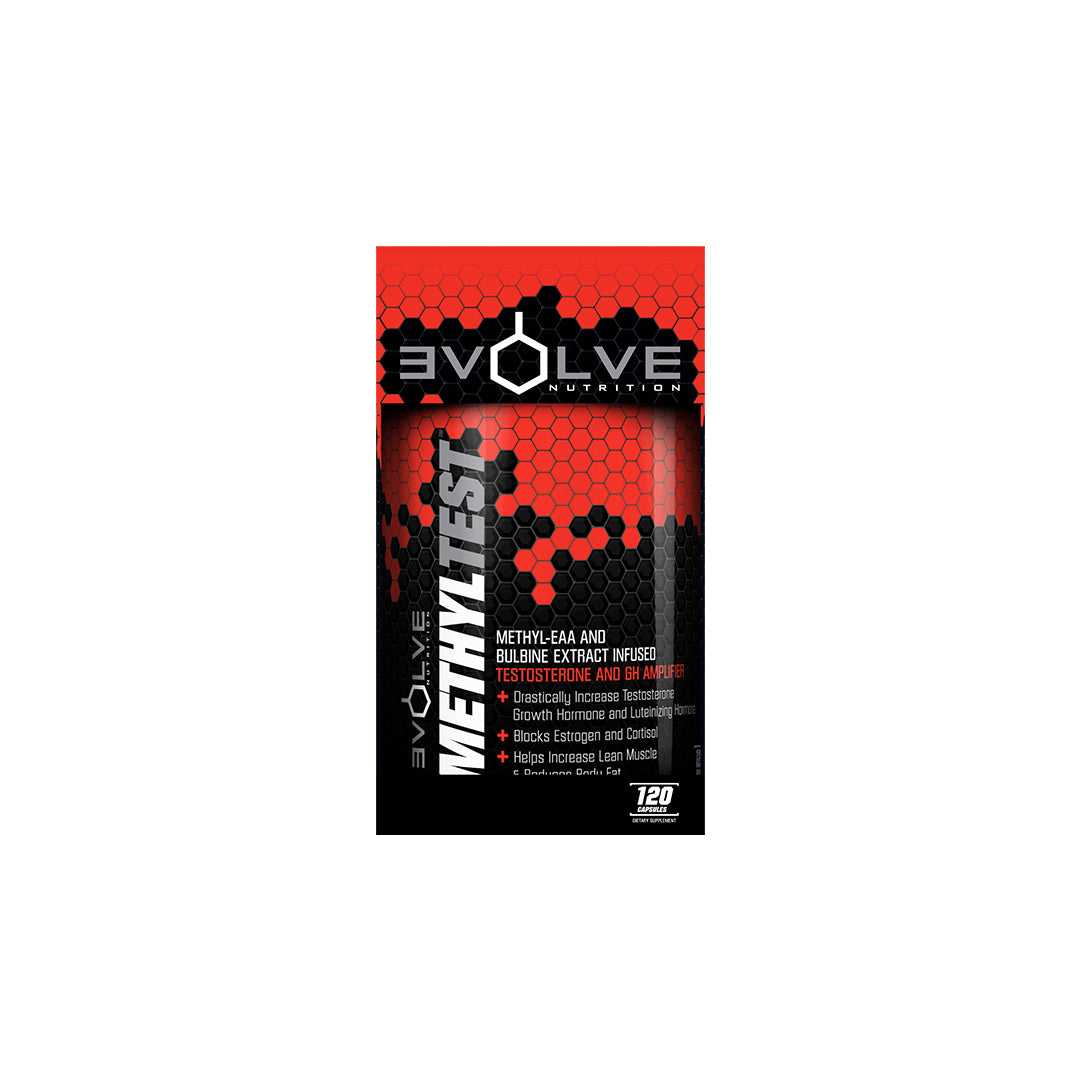 Evolve Nutrition Hardcore Menthyl Test (30 Serv)
