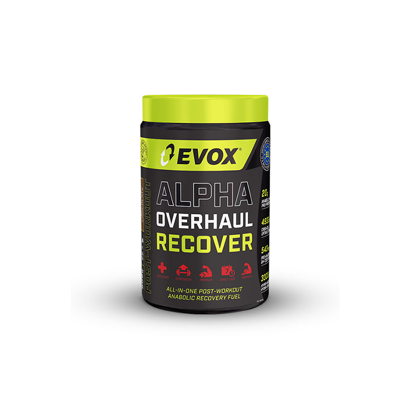 Evox Alpha Overhaul Recovery | online supplement store