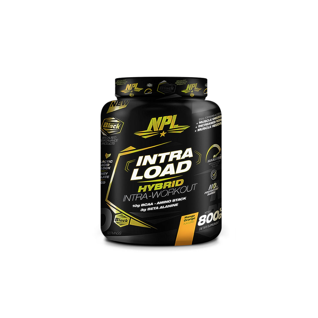 NPL Series Black Intra Load | online supplement store