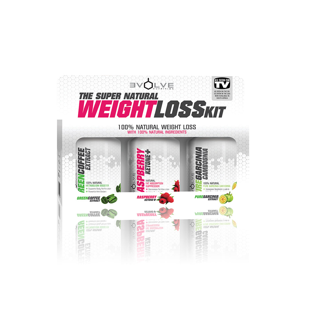 Evolve Nutrition Lifestyle Weight Loss Kit
