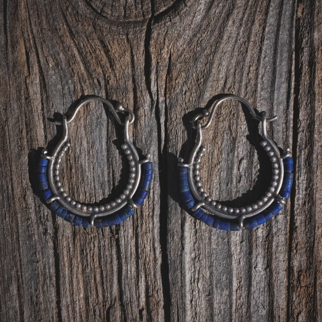 Arco Lapis Heisi Earrings