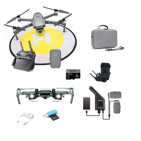 DJI Mavic 2 Zoom SUN combo (Refurbished) Inc DJI-SA 12 Month Warranty