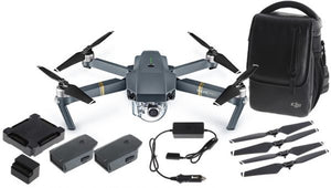 Mavic Pro Flymore Combo (BRAND NEW)  - Only 1 in stock