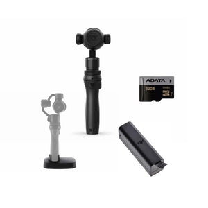 DJI OSMO Plus VALUE Combo incl FREE Memory Card and 12 month DJI-SA Warranty