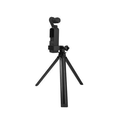 DJI OSMO POCKET Aluminum Alloy Adapter Kit – Tripod Mount Extension – Rod Selfie Stick – By Sunnylife