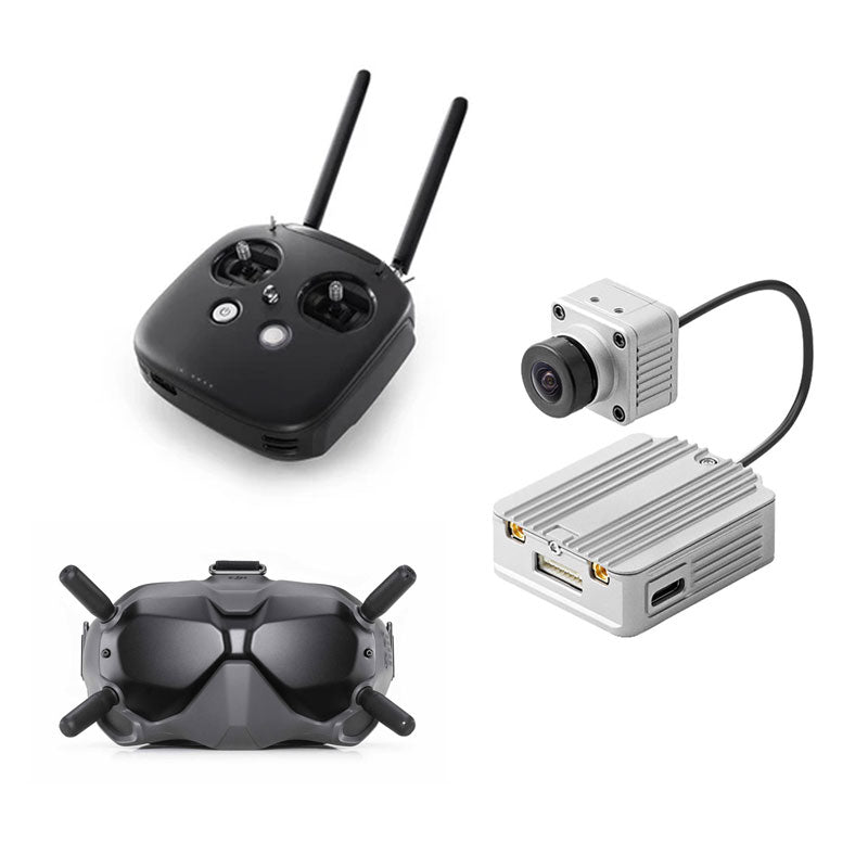 DJI FPV Ultimate Combo, Includes Full DJI-SA Warranty