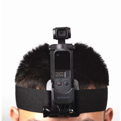DJI OSMO POCKET & OSMO Action Head Band Belt Strap