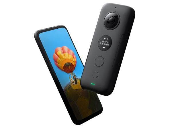 Insta360 ONE X (camera only) excludes selfie stick and memory card