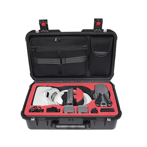 PGY TECH Safety CarryCase for MAVIC 2 & GOGGLES