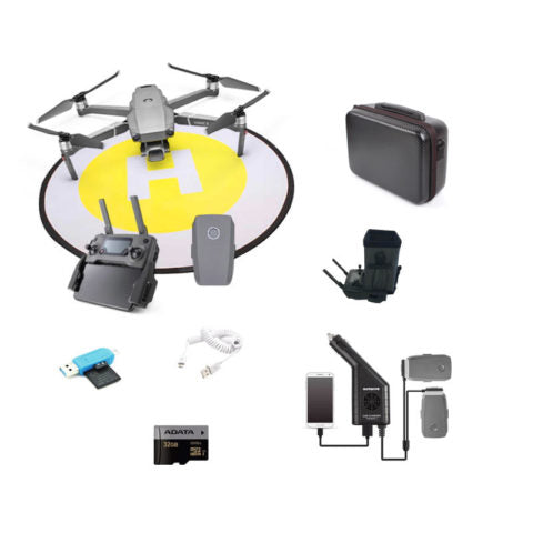 DJI Mavic 2 Pro Essential kit (Refurbished) Inc 12 Month DJI-SA Warranty