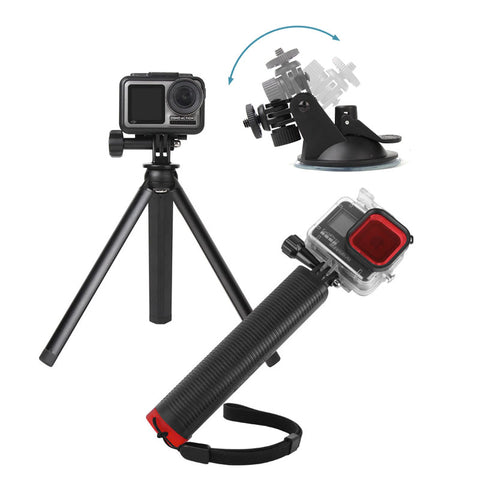 Osmo Action Multi-functional Tripod & Mounting Attachments