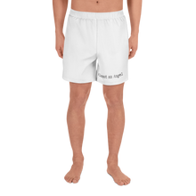 Men's Athletic Long Shorts - Almost an Angel