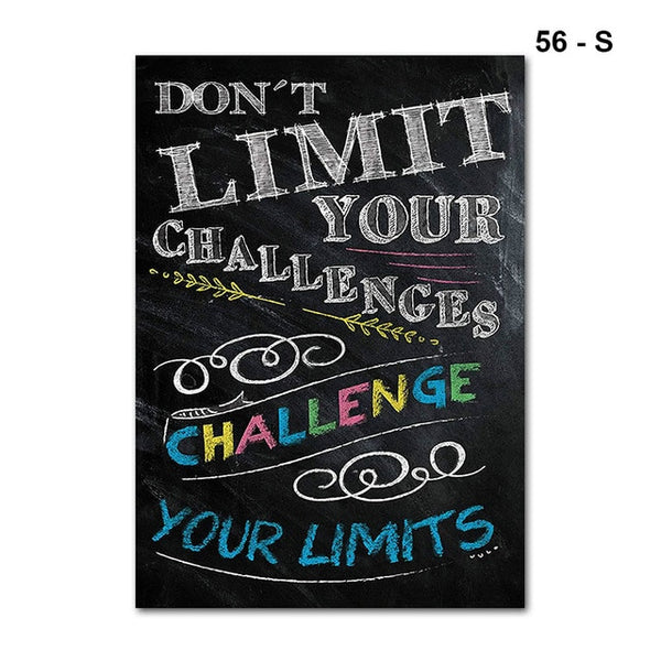 Challenge Your Limits