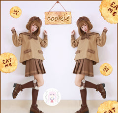 Cookie Seifuku Outfit