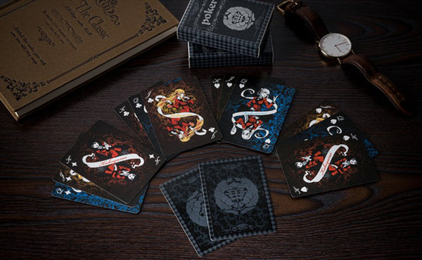 Kakegurui Playing Cards (Two decks)
