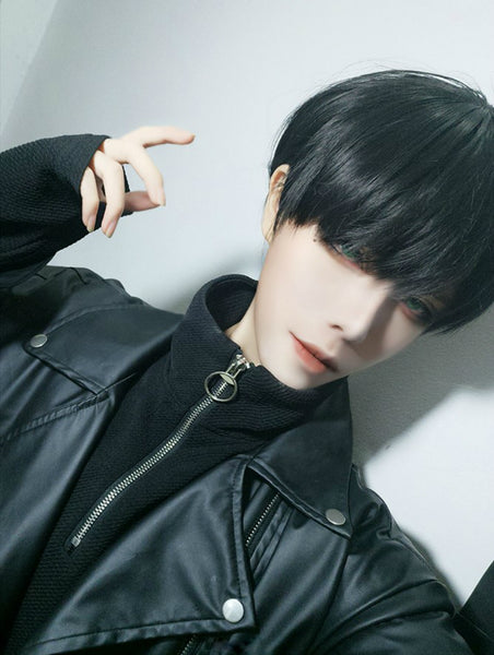 Ulzzang Boy Daily Wig
