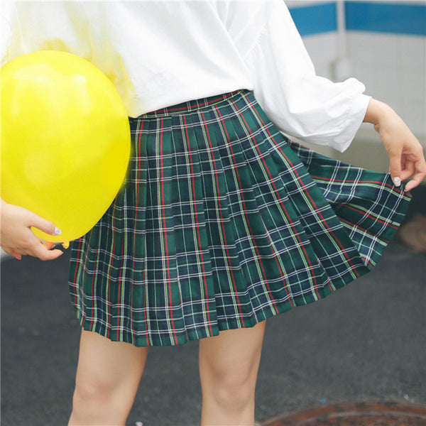 Lattice College Skirt
