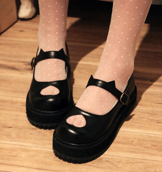 Cat Ear Shoes