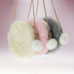 Fluffy Satchel